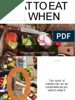 SWEAT NUTRITION Book Ne