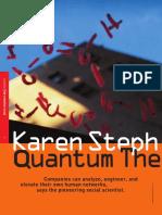 Karen Stephenson's Quantum Theory of Trust