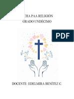 PAA. Y GUIA GRADO 11 RELIGION.docx
