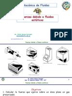 Presentación de Fuerzas debidas a fluidos estáticos.pdf
