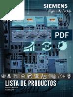 Lista de Productos Siemens Bolivia 2020-e2
