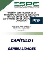 FRESADORAS CONVENCIONALES CNC