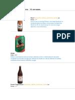 Cervezas de Bolivia.docx