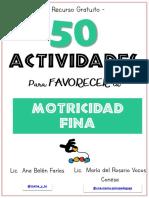 50_Motricidad Fina