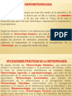 CAPITULO II      HIDROMETEOROLOGIA