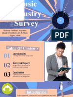 Project - Music Industry Survey.pptx