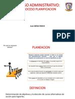 3. clase 3_Subproceso Planificación