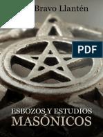 José Bravo Esbozos y estudios masónicos