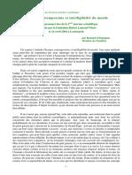 Bernard d'Espagnat - Physique Contemporaine et Intelligibité du Monde.pdf
