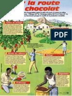 Infographie Carrefour - Sur La Route Du Chocolat
