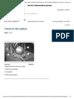 EXCAVADORAS DE CARRIL 320B Y 320B L 6CR - Sistemas y componentes operación y sistemas de la valvula piloto