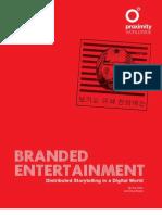 Branded Entertainment Whitepaper