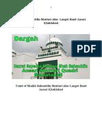 Shaikh Bahauddin Shuttari Alias Langot Band Ansari