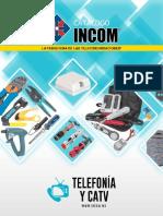 CATALOGO_INCOM_TELEFONIA_Y_CATV