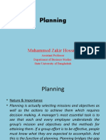 Lecture 03 PLANNING