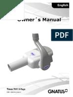 rx gnatus manual