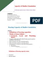 Bearing Capacity (PPT) (1)