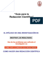 Guia de Redaccion Cientifica