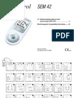 Vitalcontrol SEM 42 Electrostimulator