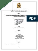 Diseño de un intercambiador de calor - datos para cálculo