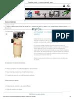 Diagnóstico de fallas en Compresores de Pistón. _ Mafisa