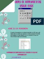 Cuadro de Herramientas Visual Basic