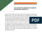 KOCH-JESSICA-CASO DE ESTUDIO INCENTIVOS BASADO EN EQUIPOS