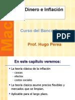 DINERO E INFLACIÓN-MACROECONOMÍA