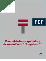 Tungsten E_Guia Del Usuario
