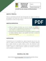 PROTOCOLOGO DE INYECTOLOGIA