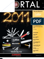 Nu Horizons January 2011 Edition of Portal