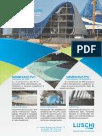 Luschi Membranas PVC TPO