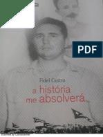 RUZ, Fidel Castro- A História me Absolverá