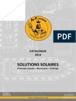 Catalogue Solaire AIR K FR