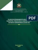 Protocolo de atendimento COVID-19 SUE - SAMU (1)