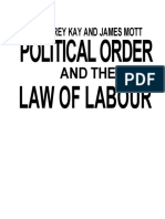 Political Order and the Law of Labour- Geoffrey Kay