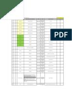 Formato Movilizacion Maquinaria NABORS px 38 acacias 34 hacia acacias 78 guamal