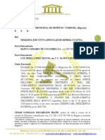 2. Ejecutivo Banco Agrario Luz Neira Lopez Matos (Moñitos)