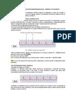 Interpretação de ECG - Resumo