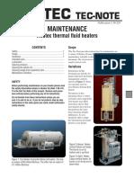 1-10-224 maintenance CALDERA