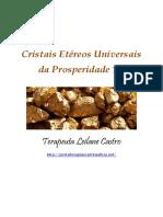 Curso de Cristais Etéreos Universais da Prosperidade 1.0 GRATUITO