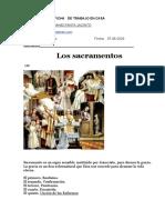 LOS SACRAMENTOS 4P