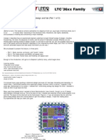 Get started in analog IC design and fabPart 1