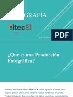 Que Es Una Produccion Fotogràfica