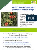 Aplicación bases diseño agronómico Caso Tomate1 (3) (2).pptx