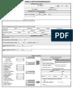 4 Formato Independintes Contingencia - CRE026.xls