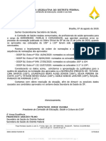 Jorge Vianna cobra da Secretaria de Saúde, correção de erro em convocação de Enfermeiros
