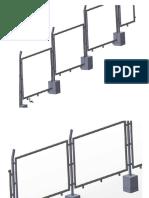 CERCO PERIMETRICO (modelo de marco y columnas)