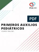 2020- Cuadernillo Primeros Auxilios Pediátricos