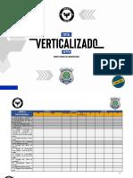 DEPEN VERTICALIZADO - PÓS-EDITAL